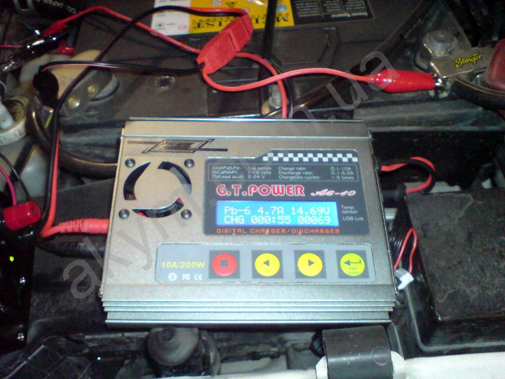 РадиоКот :: Зарядное устройство для шуруповерта.