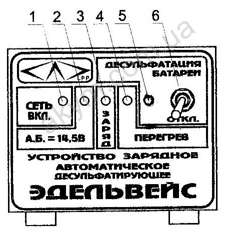 Схемы автоматических зарядных устройств для автомобильных аккумуляторов.