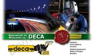 Зарядные и пусковые устройства DECA