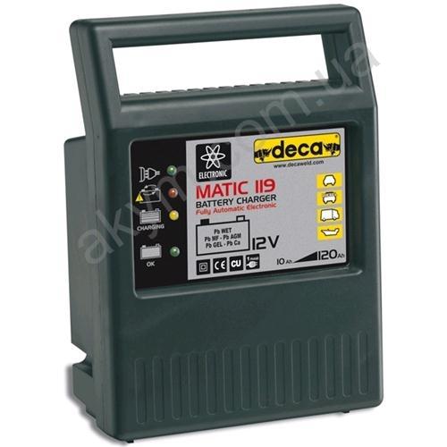 Зарядное устройство DECA MATIC