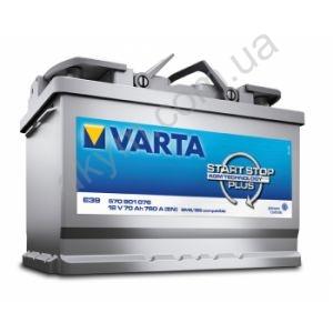 Правила проведения обслуживания стартерных авто аккумуляторов - varta-start-stop-plusjs