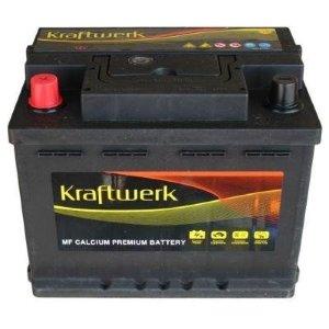 Авто аккумулятор Kraftwerk 70B24L, купить в Киеве или с доставкой по Украине аккумулятор Крафтверк.