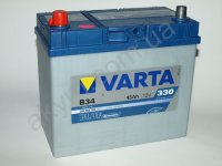 VARTA BLUE Dynamic 12V 545158033