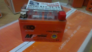 OUTDO YTX 4L-BS (GEL) (12V, 4A)