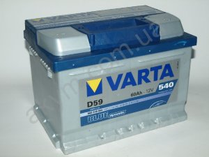VARTA BLUE Dynamic 12V 560409054
