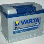 VARTA BLUE Dynamic 12V 560408054