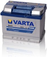 VARTA BLUE Dynamic 12V 560127054