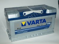 VARTA BLUE Dynamic 12V 580406074