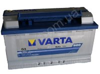 VARTA BLUE Dynamic 12V 595402080